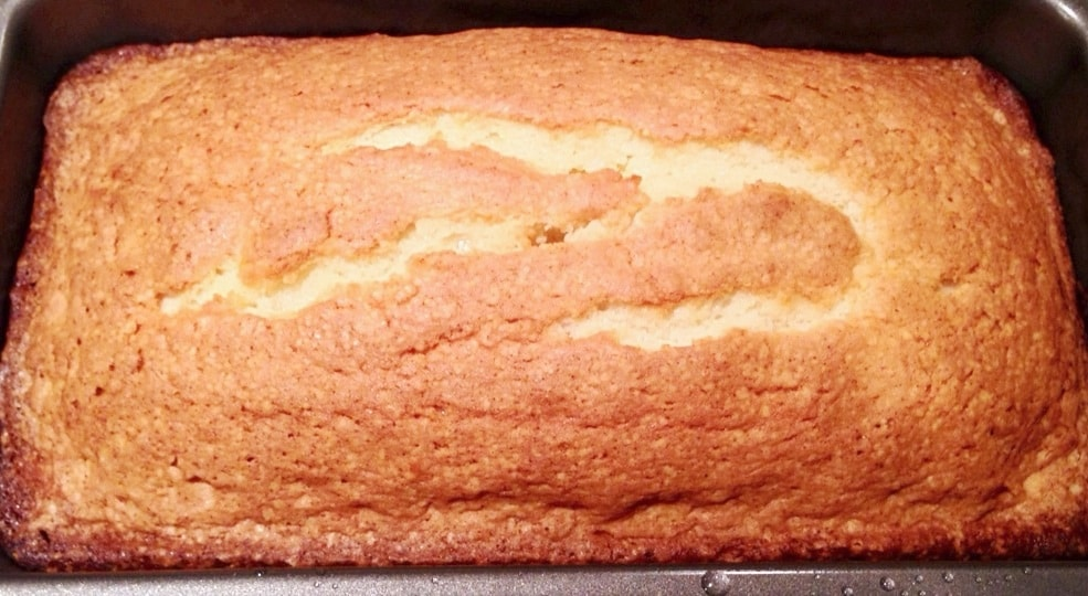 Glazed Lemon Bread is a delicious sweet tangy bread that is great for breakfast or served with tea as an afternoon treat. simplylakita.com #lemon #bread