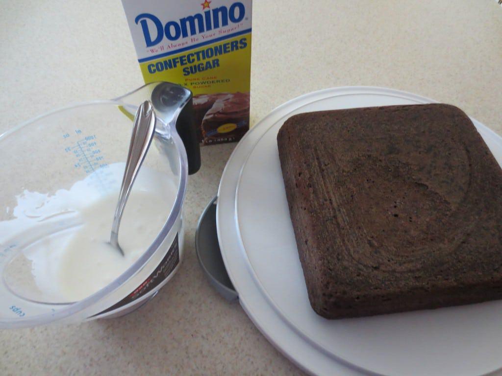 dairy free chocolate cake recipe