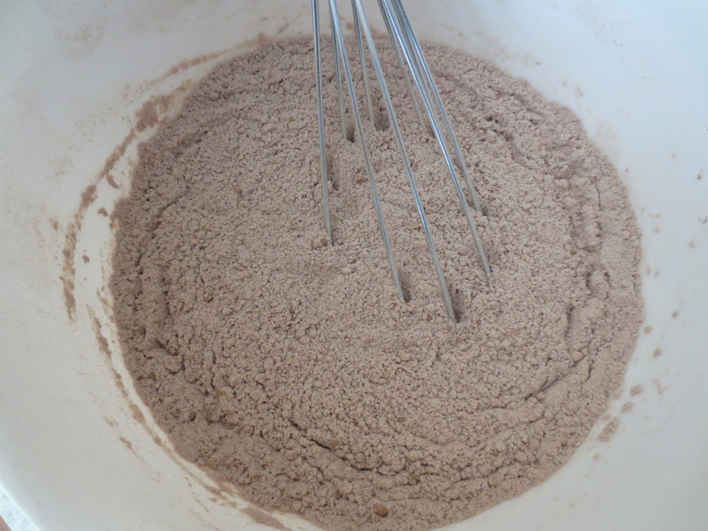 ultra chewy brownie recipe flour mixture