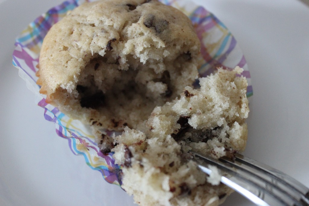 Chocolate Banana Muffins are moist, sweet, and loaded with flavor. The combination of chocolate and banana creates one irresistible muffin. simplylakita.com