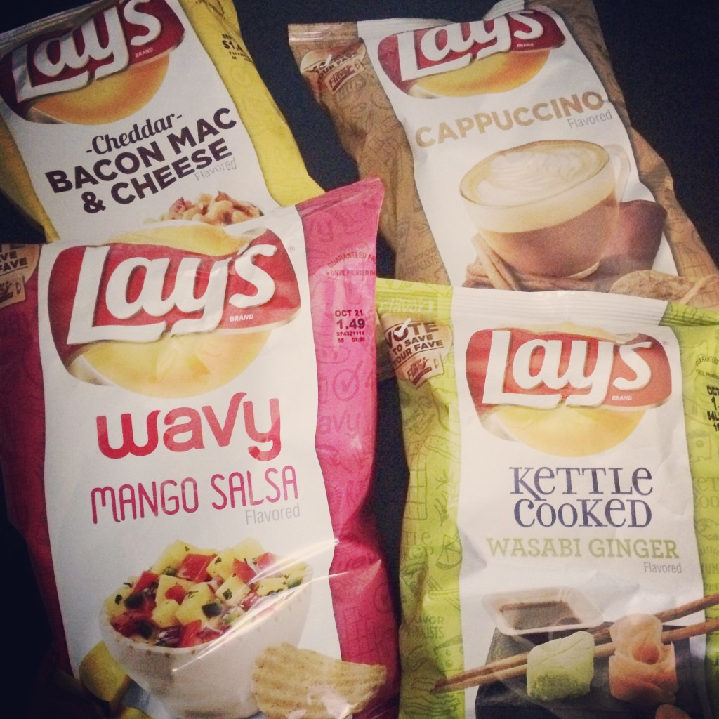 Lay's Do Us A Flavor 2014, Simply LaKita a food blog decided to give the flavor a try and share her opinion with her readers. simplylakita.com #chips #snack