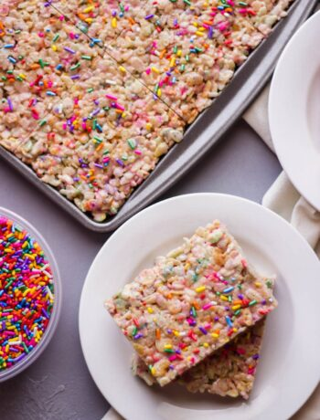 Gooey Rice Crispy Treats