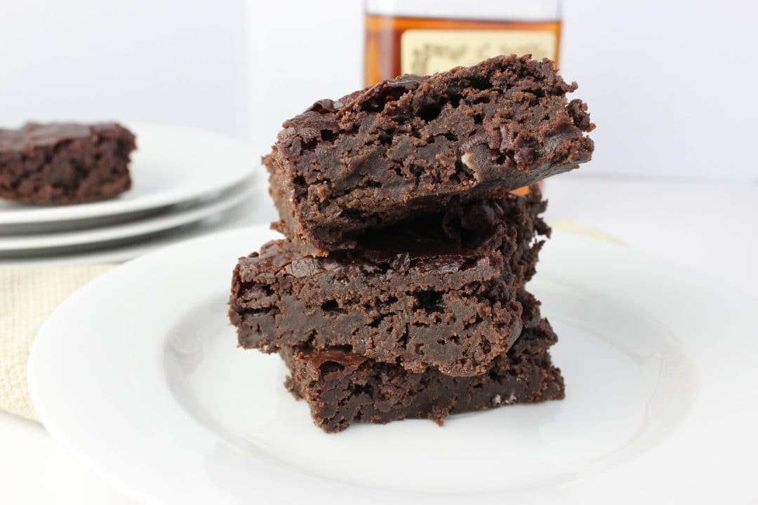 cognac vegan brownie recipe