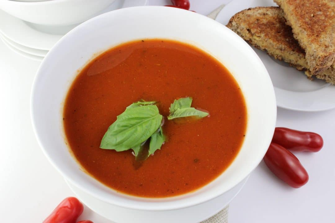 Homemade Tomato Soup | Dear Weather