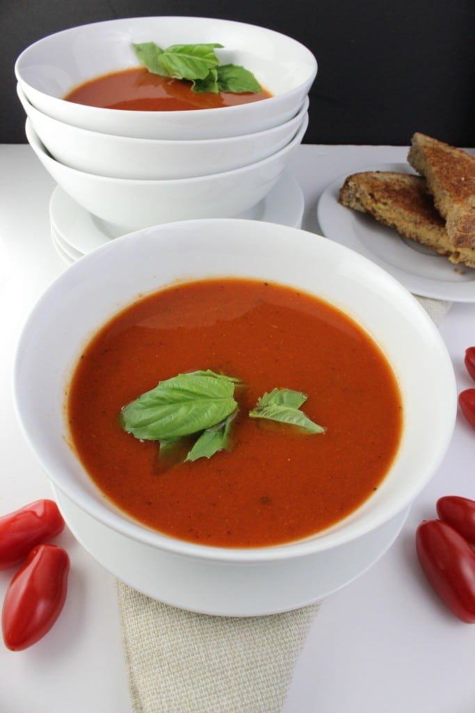 homemade tomato soup by simply lakita