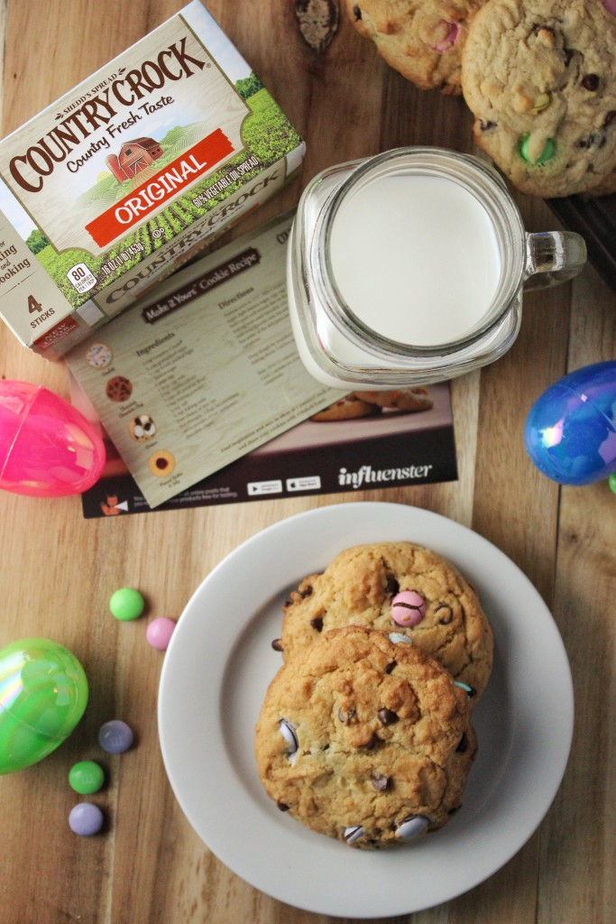 This Make it Yours Cookie recipe is the sweetest way to celebrate the Easter holiday. Make a batch and share it with your family and friends today. simplylakita.com #cookies #makeityours
