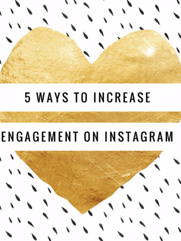 5 ways to increase engagement on instagram