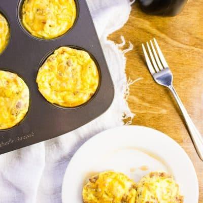Pancake Egg Cups