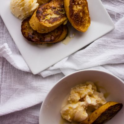 Rum French Toast