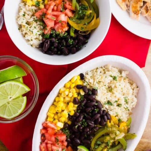 Burrito Bowl | Fresh From Florida