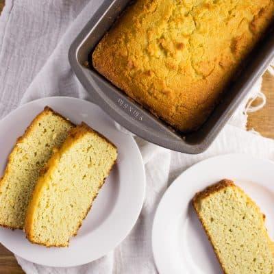 Almond Coconut Flour Bread