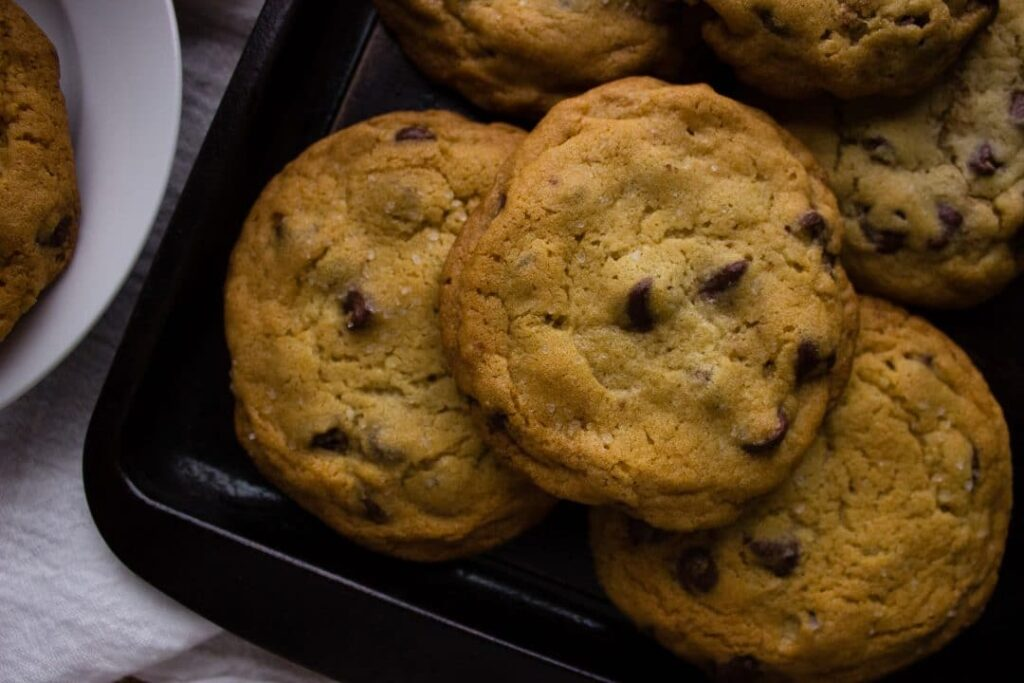 The classic New York Times Chocolate Chip Cookies is a recipe that has ...