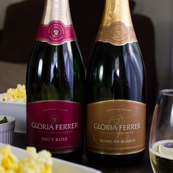 Movie Night with Gloria Ferrer Wines