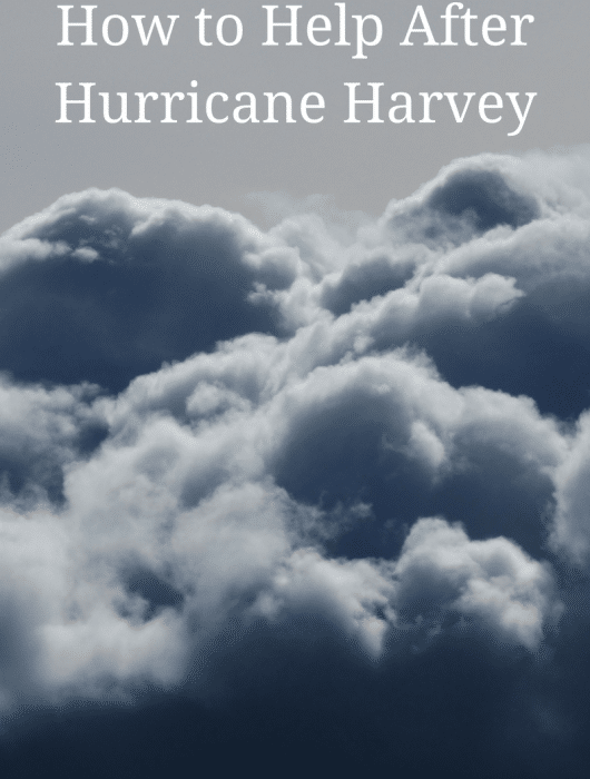 How to Help After Hurricane Harvey - A list of resources to help you find a way to assist the victims of Hurricane Harvey. No donation is too small. simplylakita.com #HurricaneHarvey