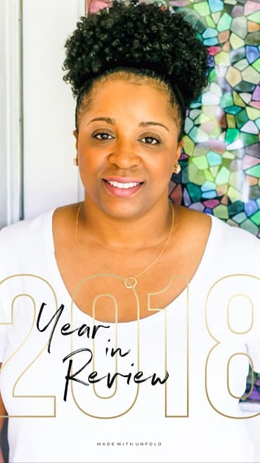 Welcome to the Year in Review 2018 where we will recap what happened in the year and what you can look forward to in 2019. simplylakita.com #newyear #blogging