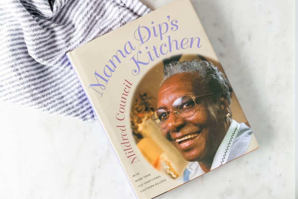 Mama Dip's Kitchen is one of 5 cookbooks by women of color. simplylakita.com