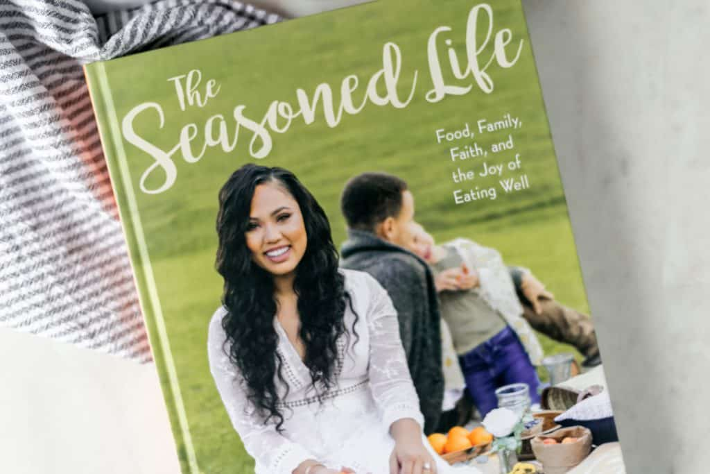 5 Cookbooks by Women of Color includes The Seasoned Life by Ayesha Curry. simplylakita.com